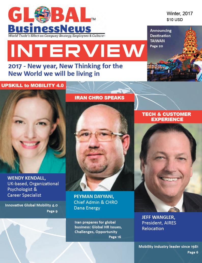 GBN Interview Magazine Winter 2017