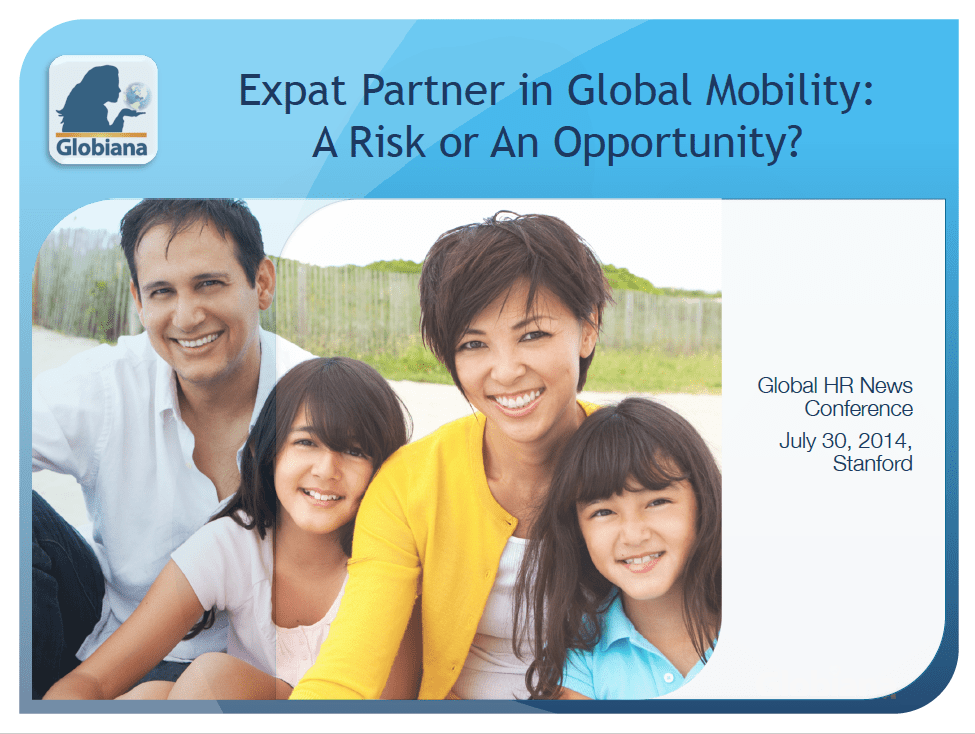 EXPAT PARTNER IN GLOBAL MOBILITY